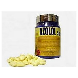 AZOLOL - BRITISH DISPENSARY
