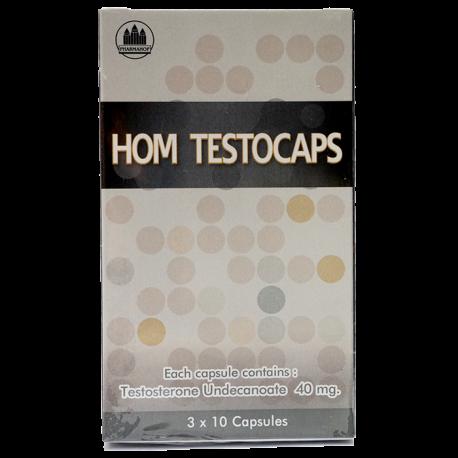 HOM TESTOCAPS - PHARMAHOF