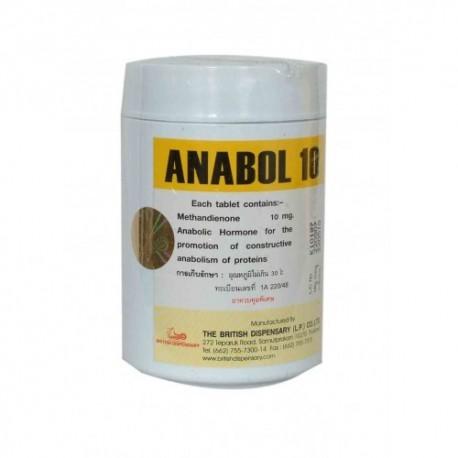 ANABOL 10MG