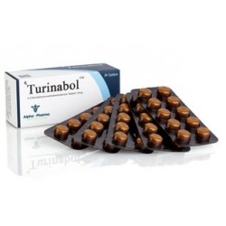 TURINABOL - ALPHA PHARMA