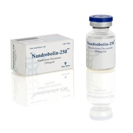 NANDROBOLIN 250 - ALPHA